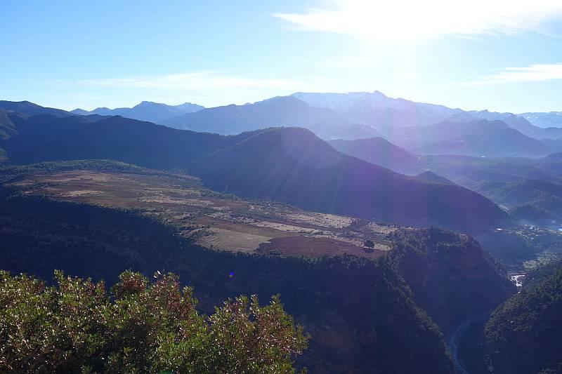 hiking in Atlas