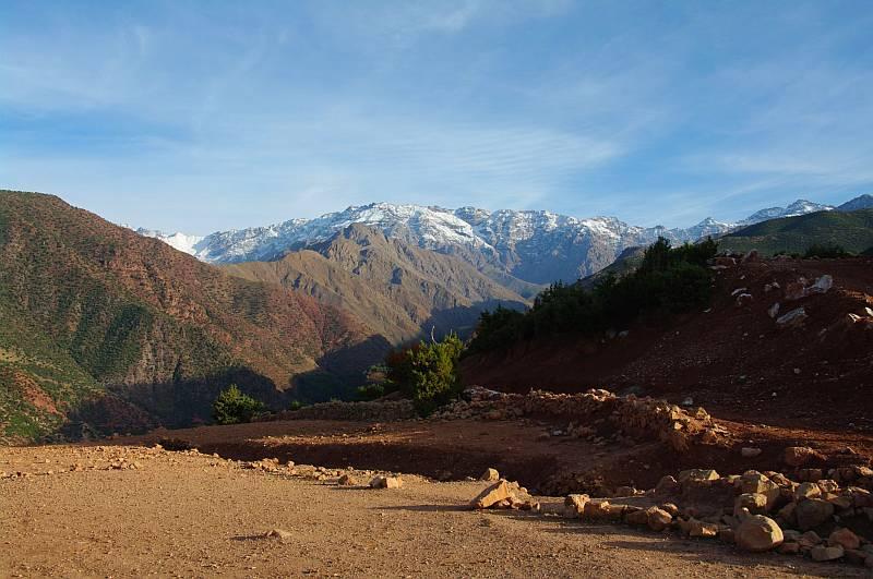 Expeditie montana Maroc