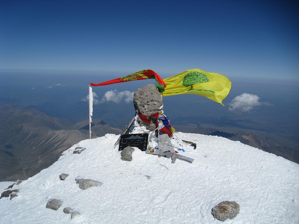 Expeditie pe Varful Elbrus, 5642m