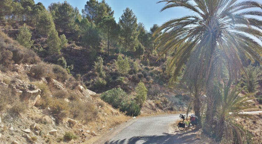 Pe bicicleta in Maroc