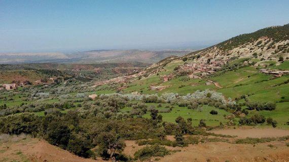 Primavara in Maroc