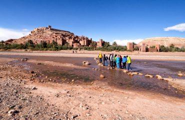Ait-ben-haddou, Maroc