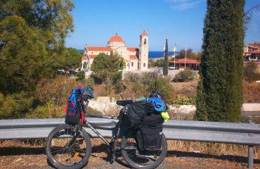 Cicloturism în Cipru