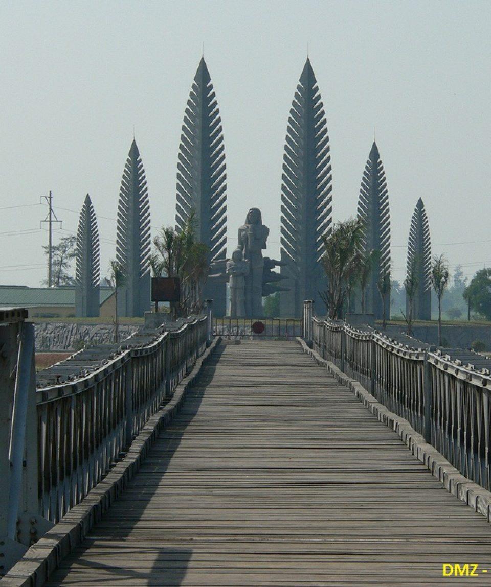 DMZ - Ben Hai River
