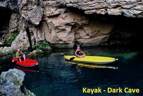 Kayak - Dark Cave