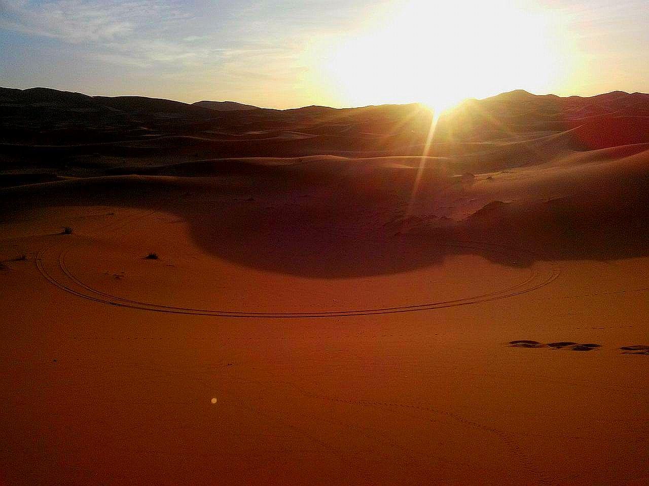 Deșert Merzouga