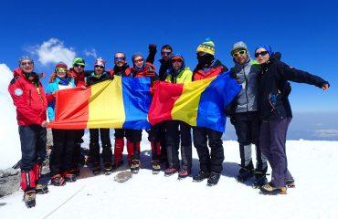 Pe Vf. Elbrus, 5642m