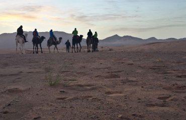 cu bicicleta prin maroc