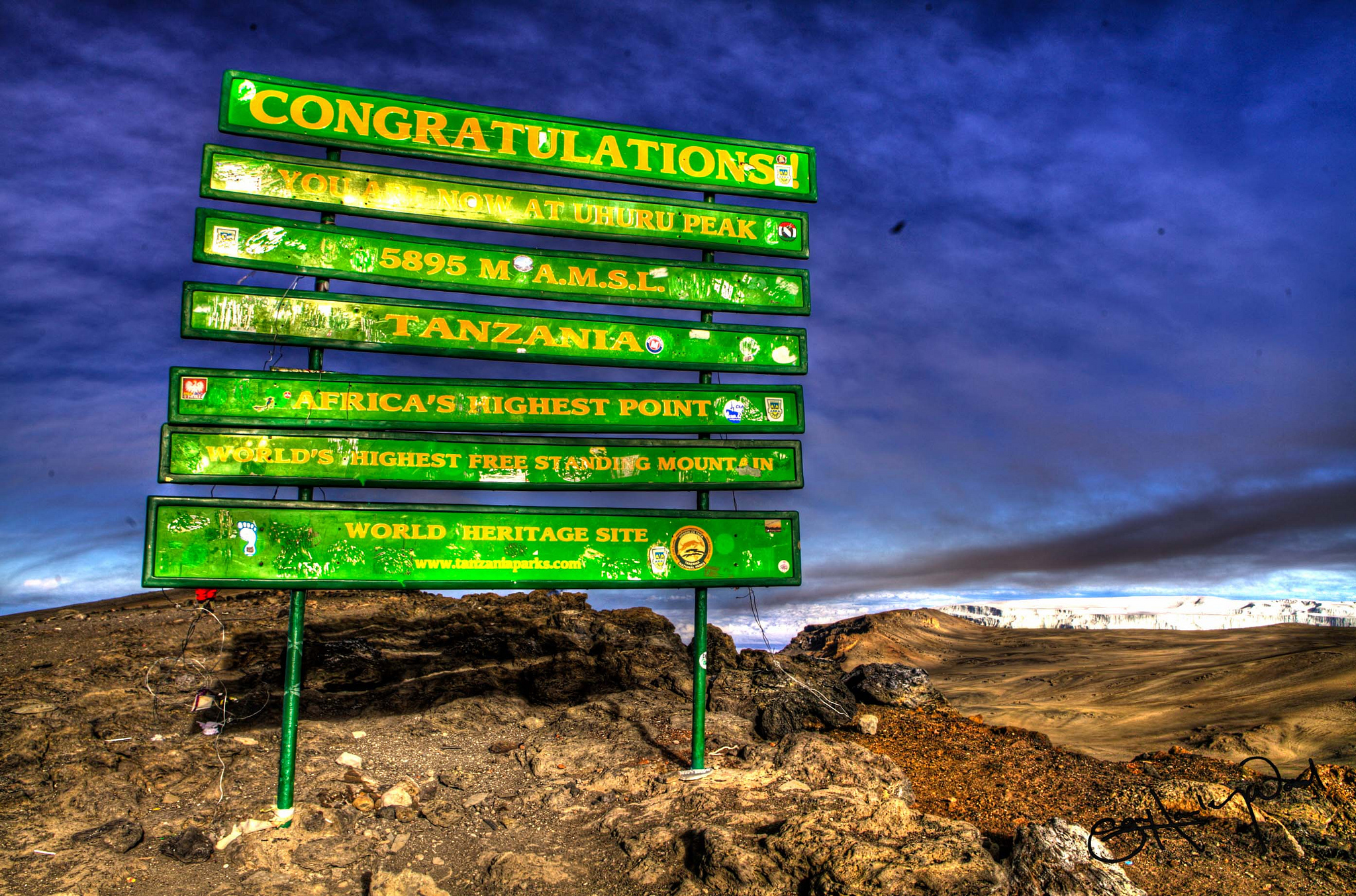 expediție pe Kilimanjaro