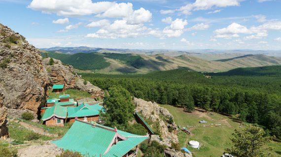 Tuvkhun Monastery
