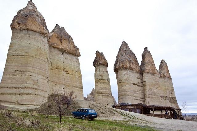 Valea Dragostei, Cappadocia