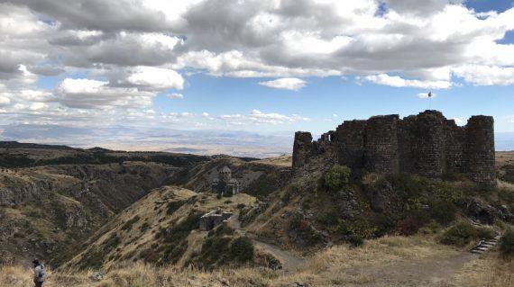 Fortăreața Amberd