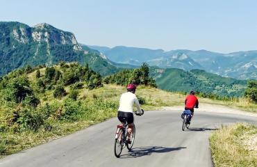 Cu bicicleta prin Armenia