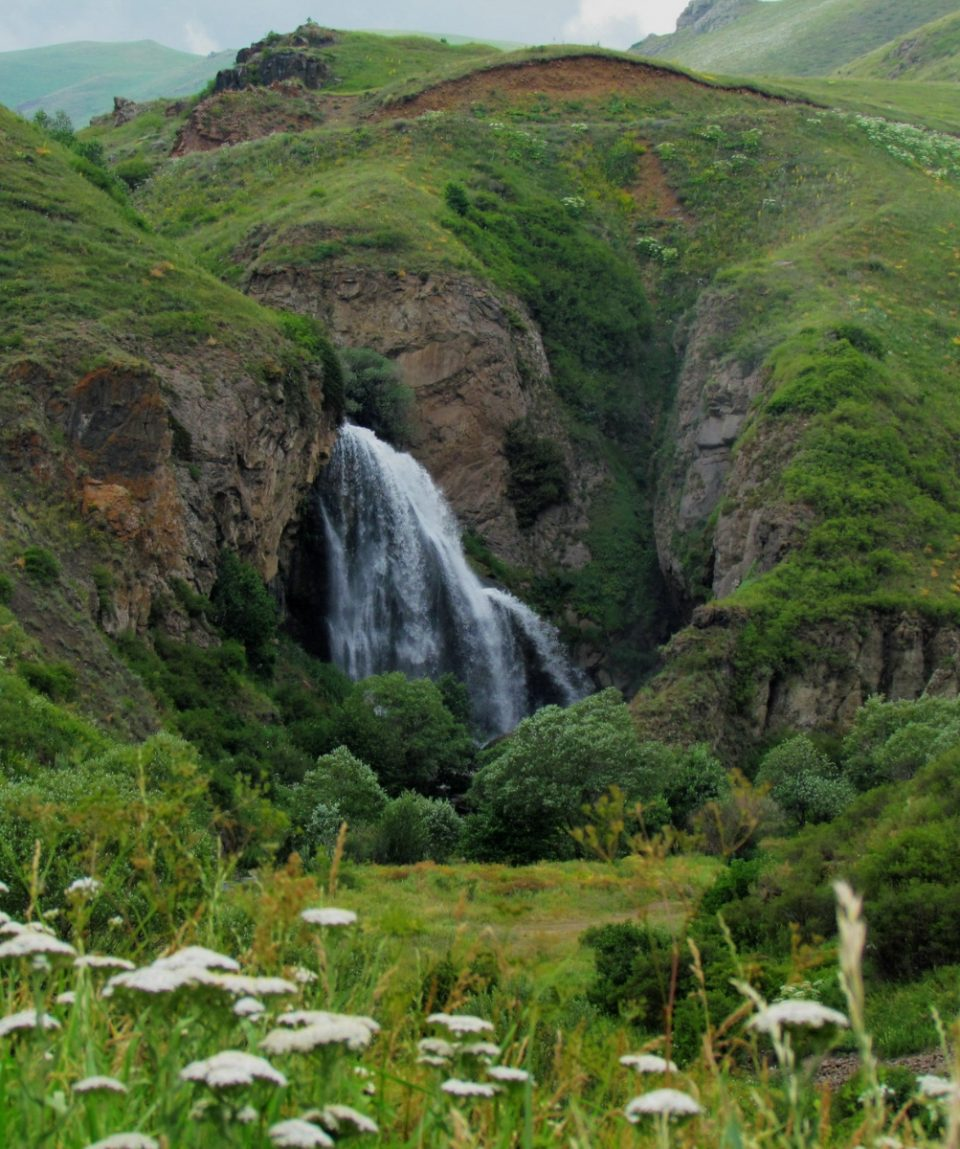 Cascada Trchkan