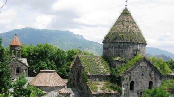 Mănăstirea Sanahain