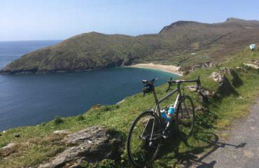 Cu bicicleta in Irlanda
