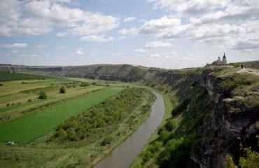 Cu bicicleta prin Republica Moldova - Orheiul Vechi