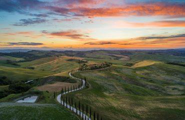 Drum prin Toscana