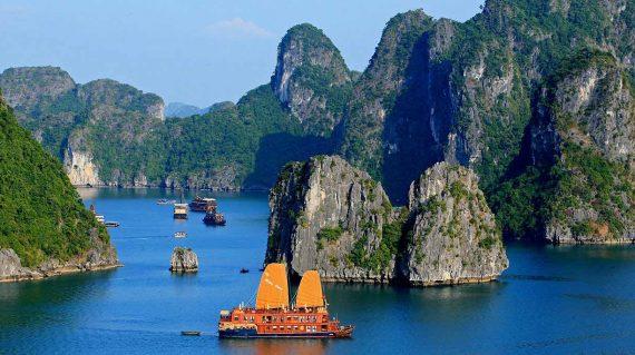 Golful Ha Long Vietnam