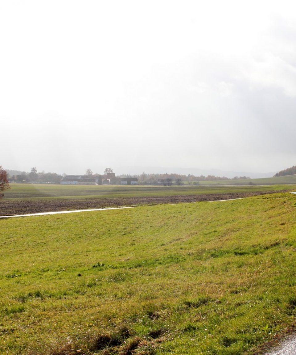 Peisaj rural din Cehia