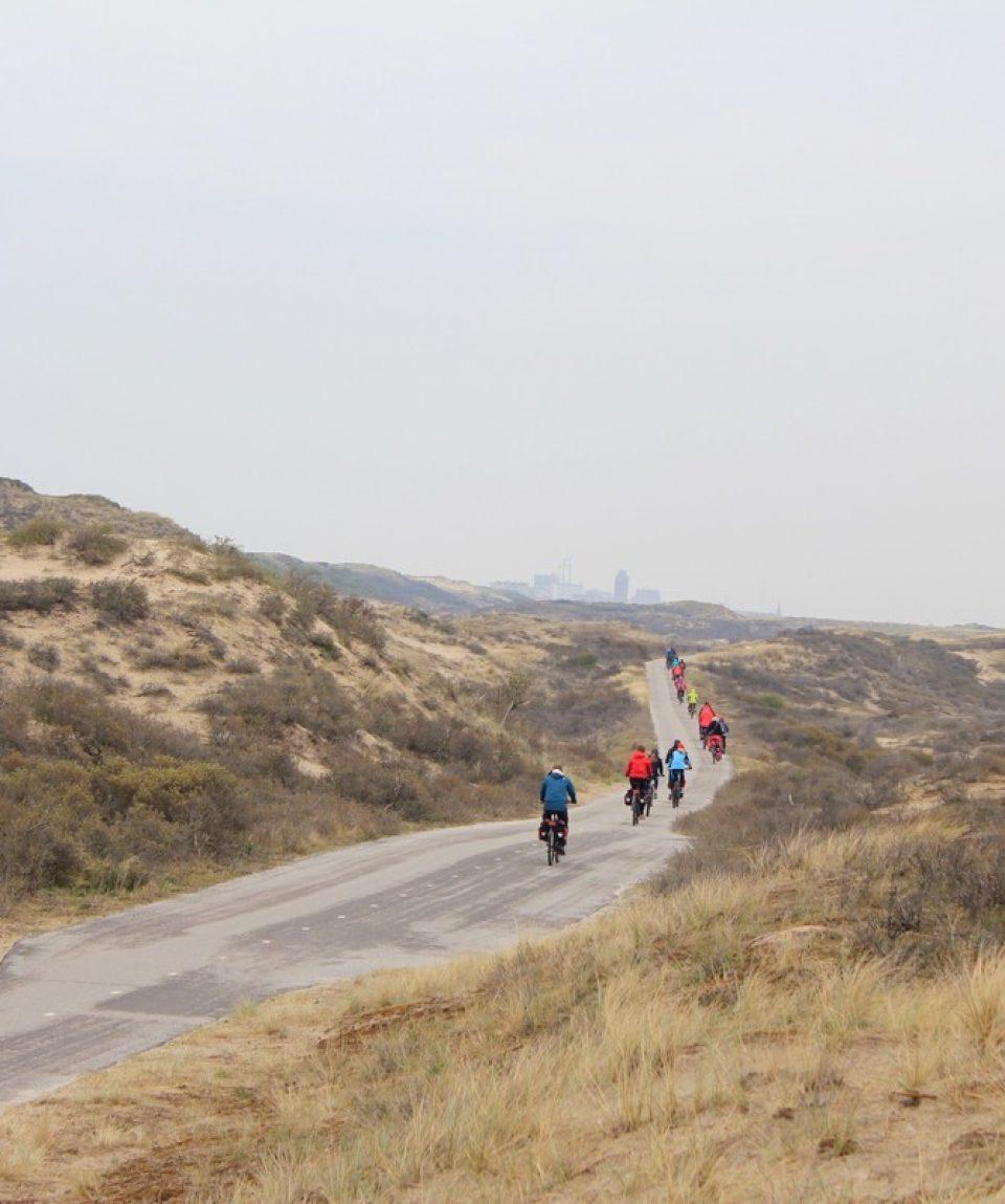 Pista de biciclete in Olanda