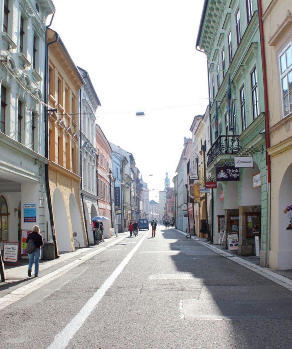 Strada din Cehia