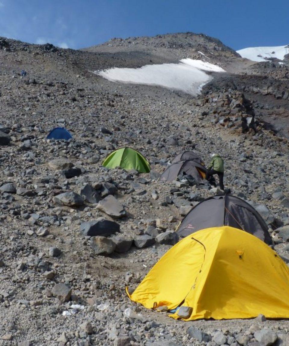 A doua tabără de pe Ararat