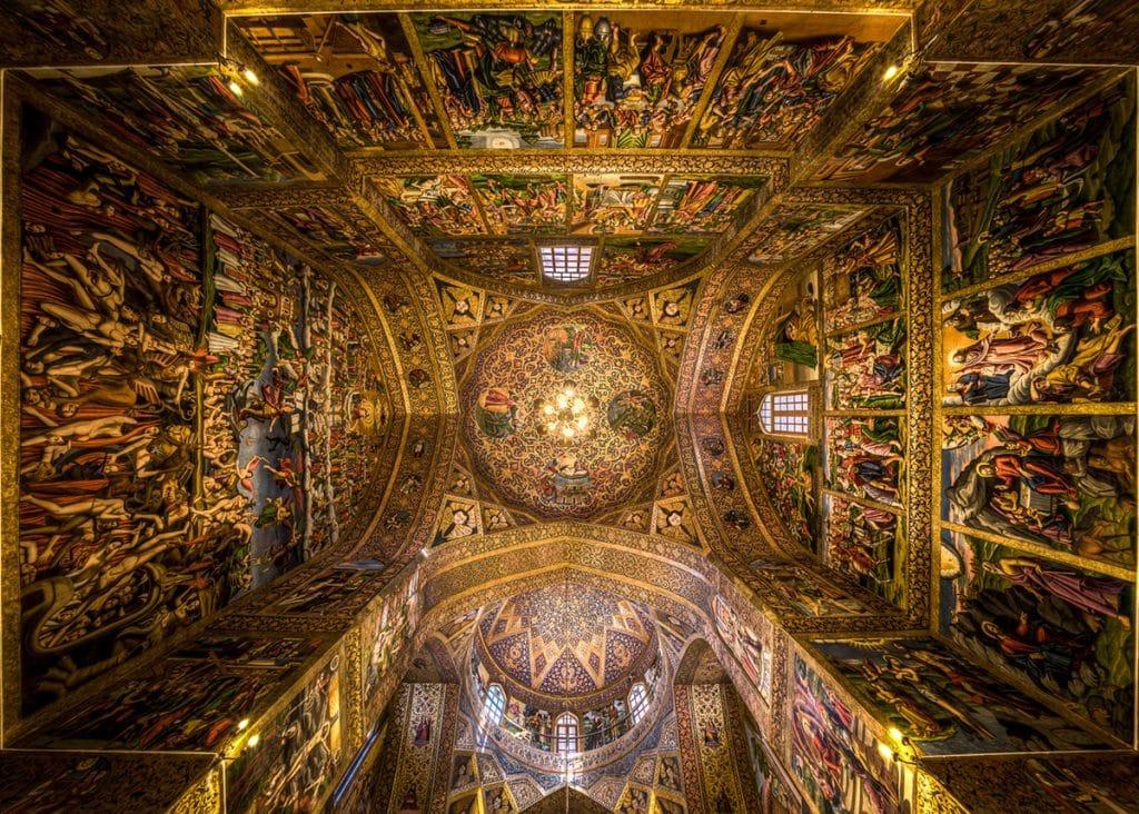 Biserica Armeană din Isfahan