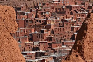 Orașul Abyaneh