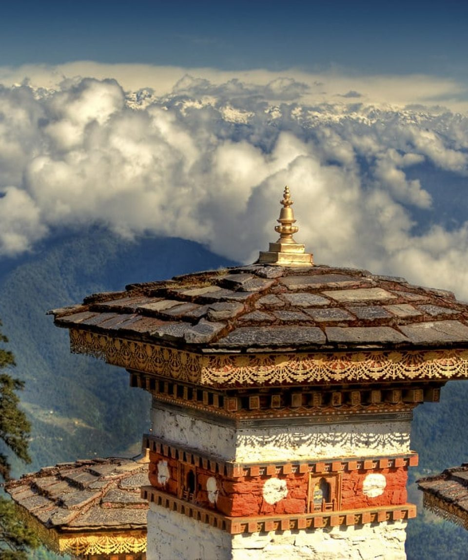 Trekking prin Bhutan