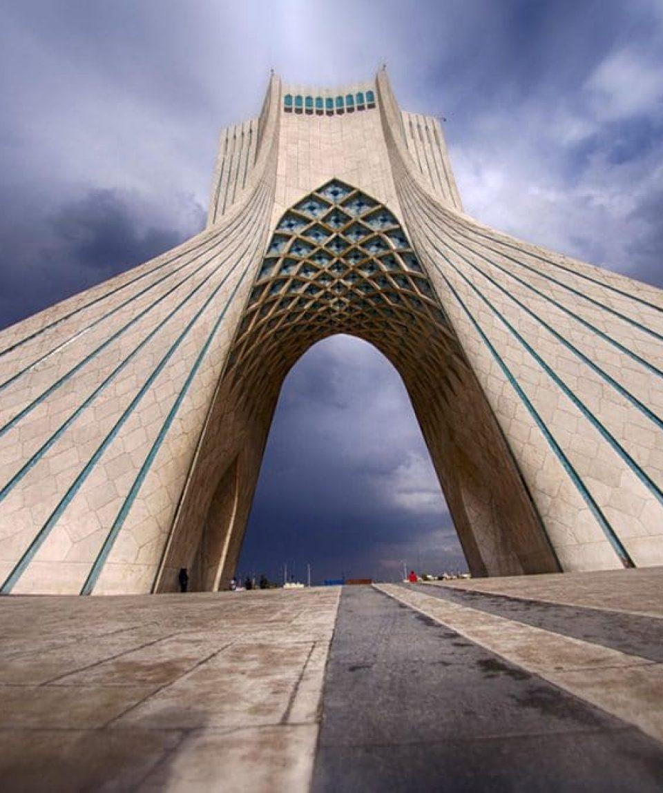 Turnul Azadi din Teheran
