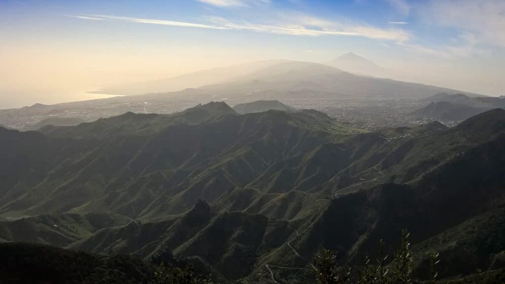 Munții Anaga din Tenerife