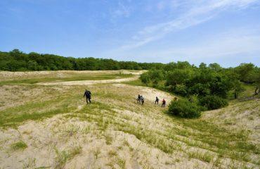 Excursie printre dunele de nisip din Letea