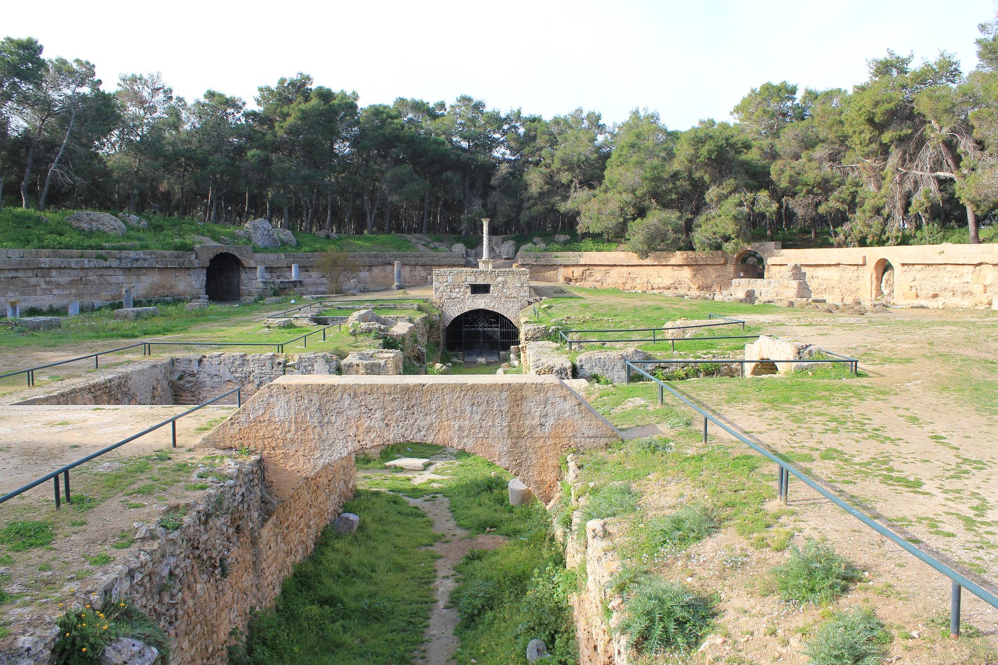 Cartagina - Circuit istoric în Tunisia