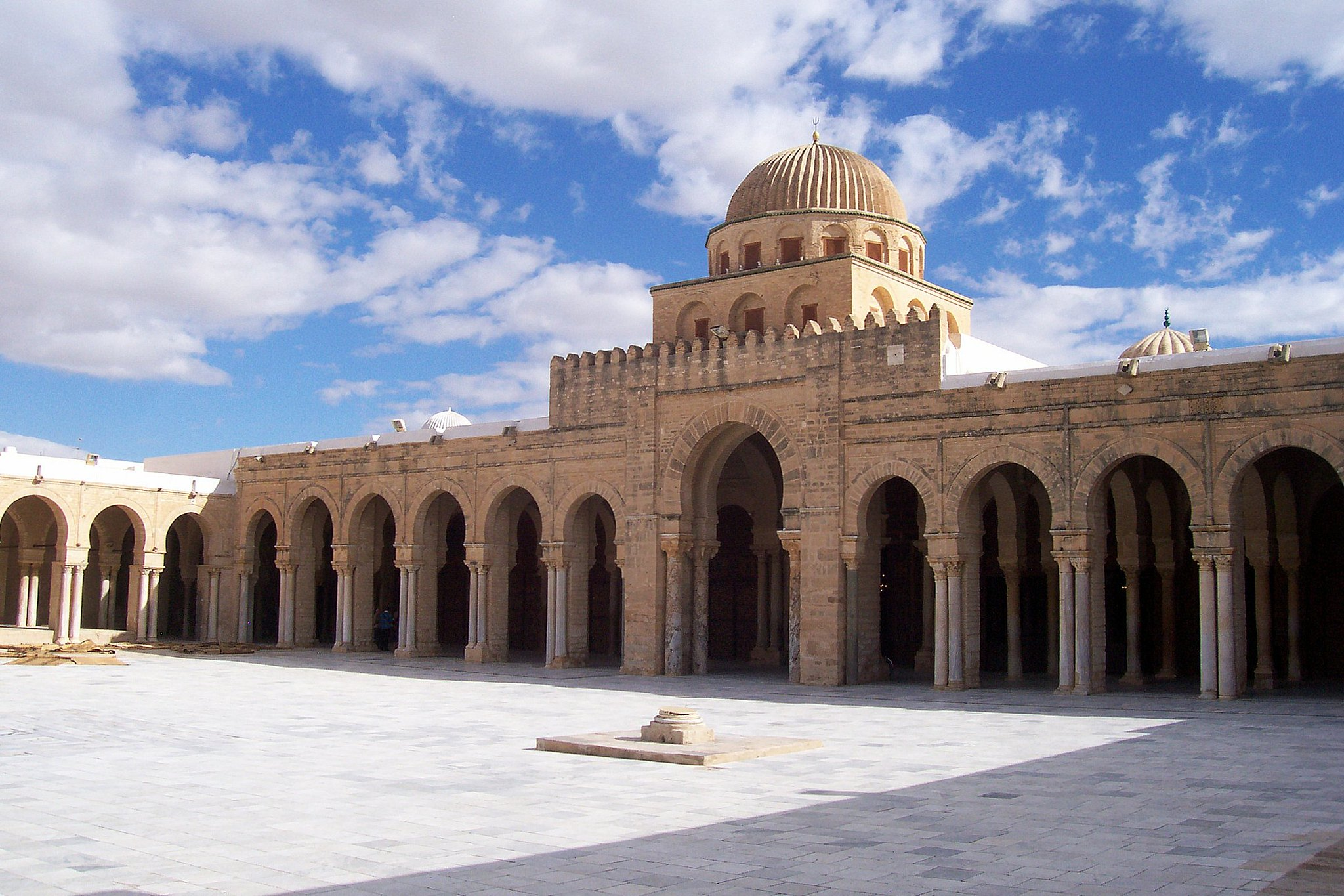 Kairouan - Circuit în Tunisia