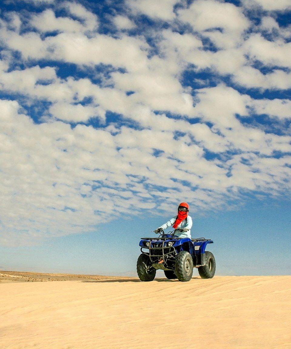 Circuit în Tunisia - Douz