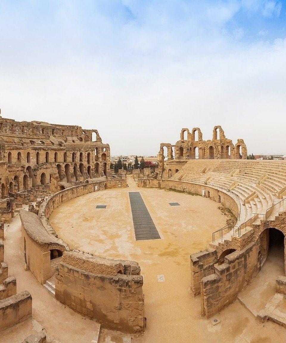 Circuit în Tunisia - El Jem
