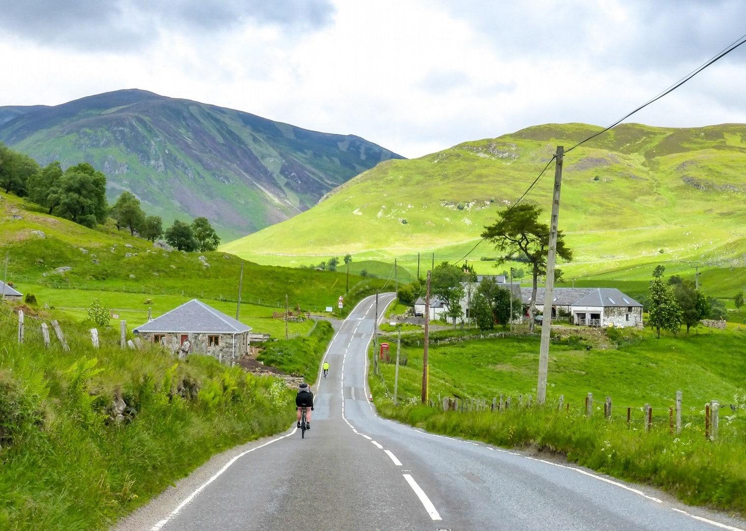 Cu bicicleta în Marea Britanie