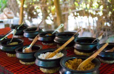 Mâncare în Mto wa Mbu