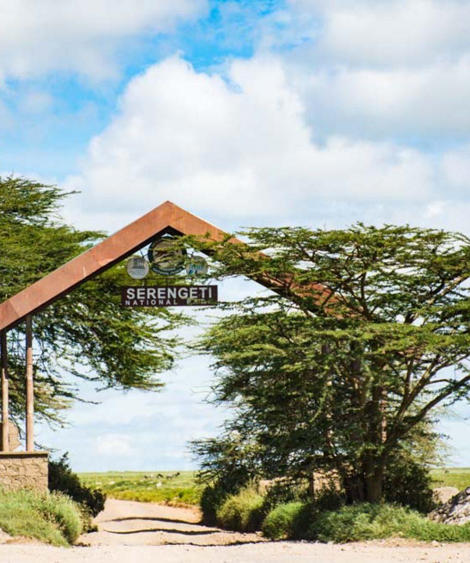 Poarta de intrare în Serengeti