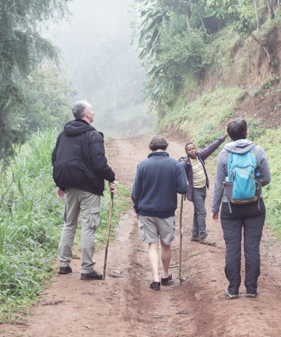 Tanzania - pe traseu