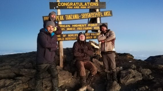 Kilimanjaro - Ruta Lemosho