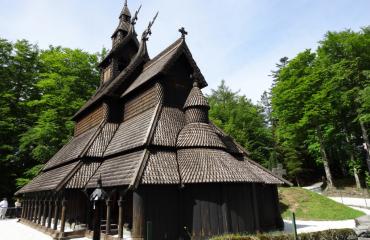 Bergen - Stave Church