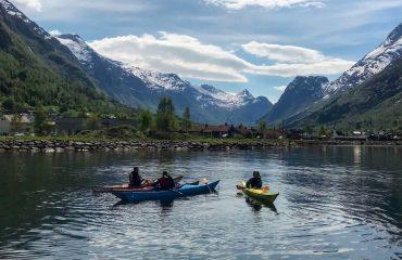 Olden Kayak Tour