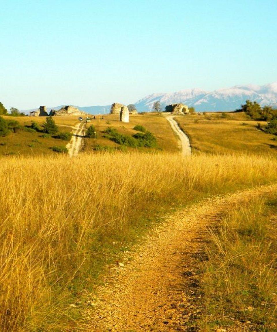 Pe urmele transhumantei din Italia (6)
