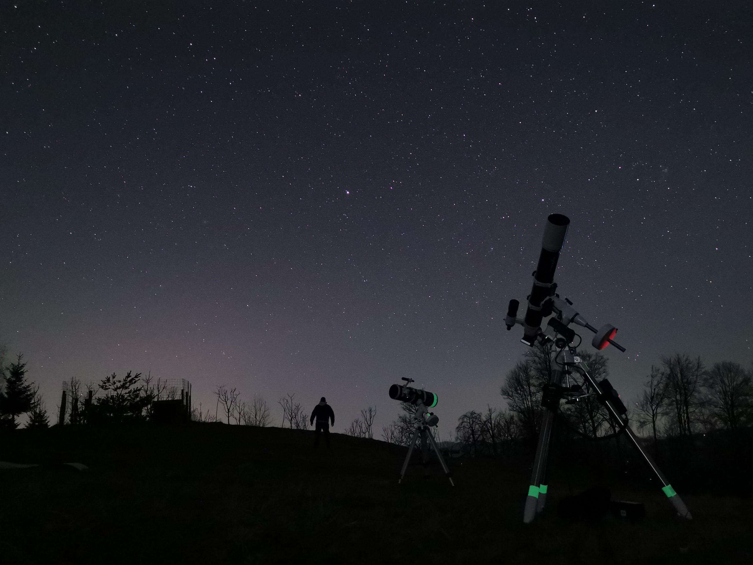Observare astronomica